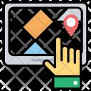 Online Software Website Icon