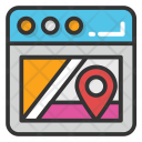 Navigation Software Icon