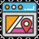Navigation Software Gps Icon