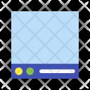 Navigation Toolbar Bottom Icon