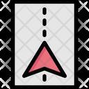 Navigator Map Navigation Icon