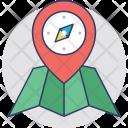 Compass Navigator Cardinal Icon