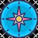 Navigator Compass Direction Teller Icon