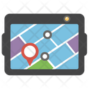 Navigator Navigation Mobile App Icon