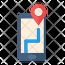 Navigator Location Point Icon