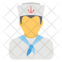 Cadet Navy Sailor Icon
