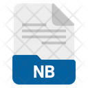 Nb file Icon