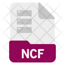 Ncf File Format Icon