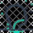Neck Scrag Throat Icon