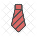 Neck Tie Business Icon