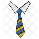 Neck Tie Clothing Icon