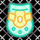 Neck Brace Color Icon