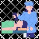 Neck Surgery Icon