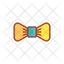 Neck Tie Bow Tie Toy Icon