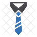 Tie Uniform Student Icon