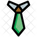 Tie Necktie Uniform Icon