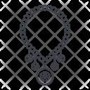 Necklace Jewellery Diamond Icon