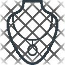 Necklace Pendant Neckwear Icon