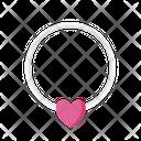 Necklace Jewelry Pendant Icon