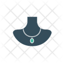 Necklace Locket Jewelry Icon