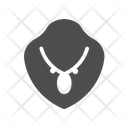 Necklace Pendant Jewelry Icon