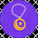 Necklace Jewellery Ladies Ornaments Icon