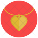 Heart Necklace Icon