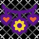 Necklace Jewellery Icon
