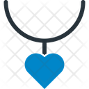 Necklace Heart Necklace Jewelry Icon