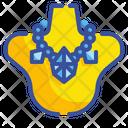 Necklace Accessory Pendant Icon