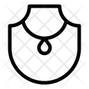 Necklace Pendant Locket Icon