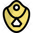 Necklace Display Stand Icon