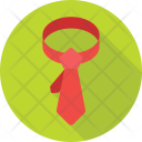 Tie Necktie Uniform Icon