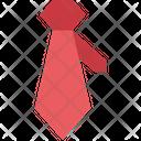 Tie Necktie Uniform Tie Icon