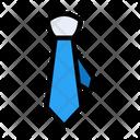 Tie Cloth Dress Icon