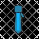 Necktie Tie Clothes Icon