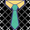 Fashion Fashion Necktie Necktie Icon