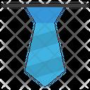 Necktie Clothing Icon