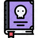 Necromancy Book Myth Icon