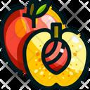 Nectarine Icon