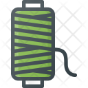 Needle Rope Pin Icon