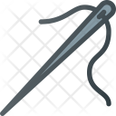 Needle Pin Stitch Icon