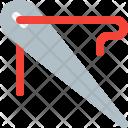 Needle Object Thread Icon