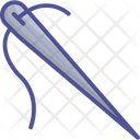 Needle Needle And Thread Sewing Icon