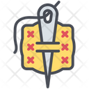 Needle Cloth Icon