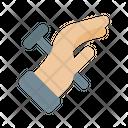 Needle Hand Icon