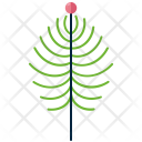 Needles Greenery Leaf Icon