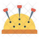 Needles Pin Sewing Icon