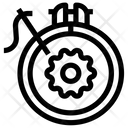 Stay At Home Quarantine Activities Icon