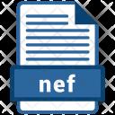 Nef File Formats Icon